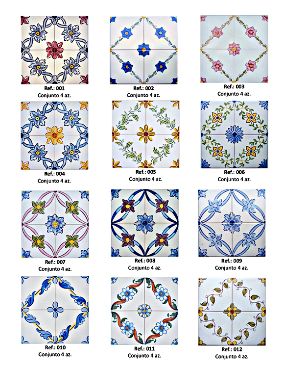Create Your Own Mosaic Backsplash Or Border Design Using Any Combination Of Accent Tiles