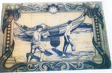 Tile Murals - Seascapes and Maritimes